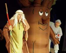 Cuentos desde el bosque de Kamaru Teatro