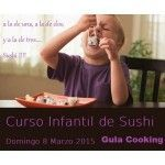 Curso infantil de Sushi en Gula