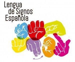 Taller de lengua de signos en Carletes