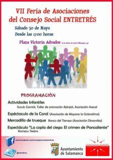 Feria Entretres el 30 de mayo