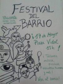 Festival de Barrio Csa Villafria