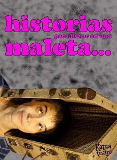 Historias para llevar en una maleta de Katua