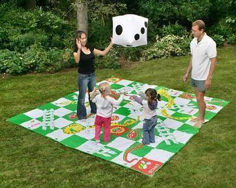 Juegos en la plaza para todos con HomoLudicus
