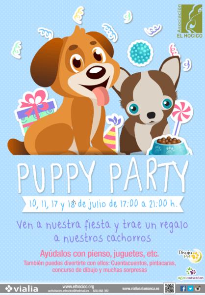 Puppy Party en Vialia