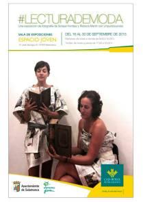 Expo Lectura de Moda en Espacio Joven