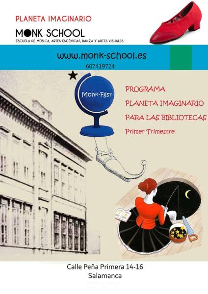Planeta Imaginario Programa Bibliotecas