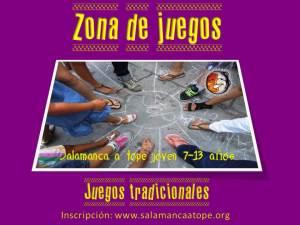 Juegos tradicionales en Satope el sábado 14 de noviembre en Salamanca
