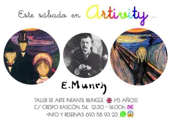 Munch en Artivity
