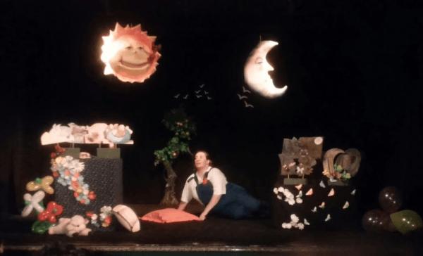Teatro para bebés en el Teatro La Comedia de Salamanca