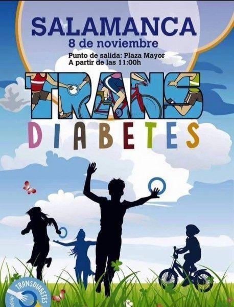 Transdiabetes en Salamanca el 8 de noviembre