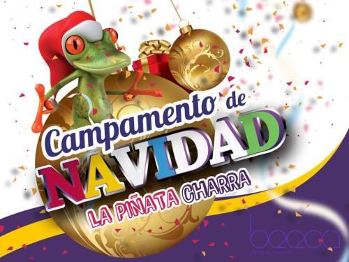 Campamento de Navidad con La Piñata Charra en Beeca.da2