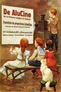 Expo DeAlucine en la biblioteca Torrente Ballester