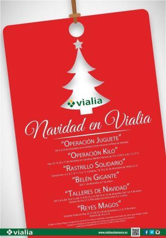 Navidad en Vialia 2015