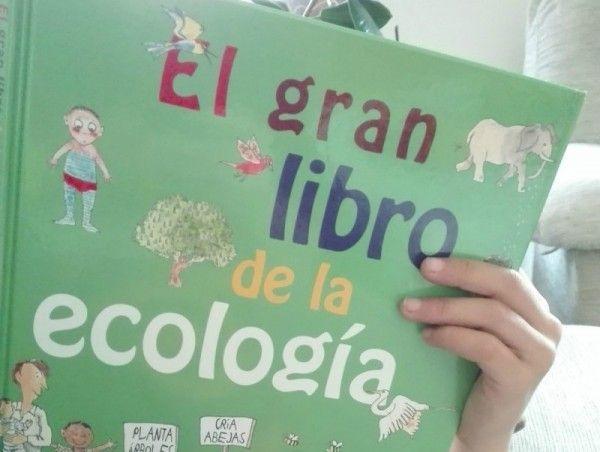 Portada de El Gran Libro de la Ecología