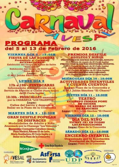 Carnaval en Avesal