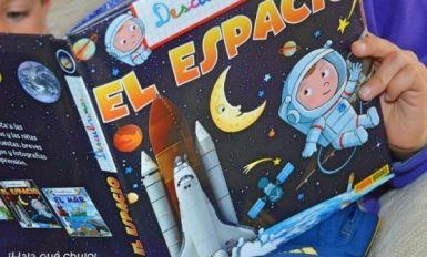 """""""Descubrimos... el espacio"""" con Boolino"""