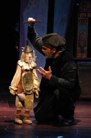 Quijote en el Liceo