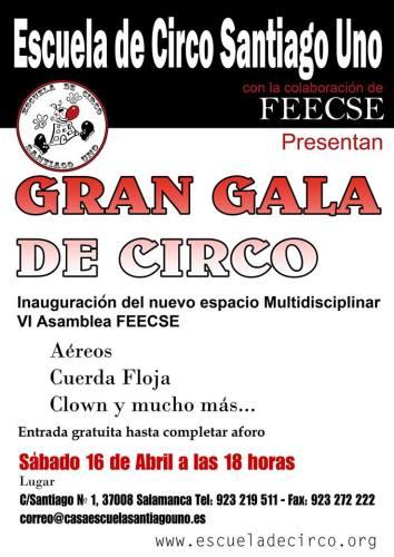 Gran Gala de Circo de Santiago Uno