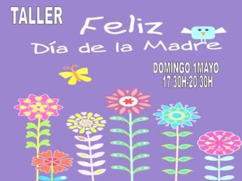Taller sorpresa en Volteretas para celebrar el Día de la Madre en Salamanca
