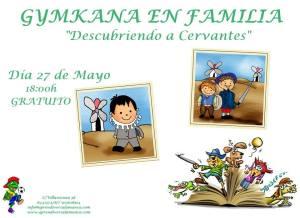 Gymkana en familia en Aprendiver el viernes 27 de mayo
