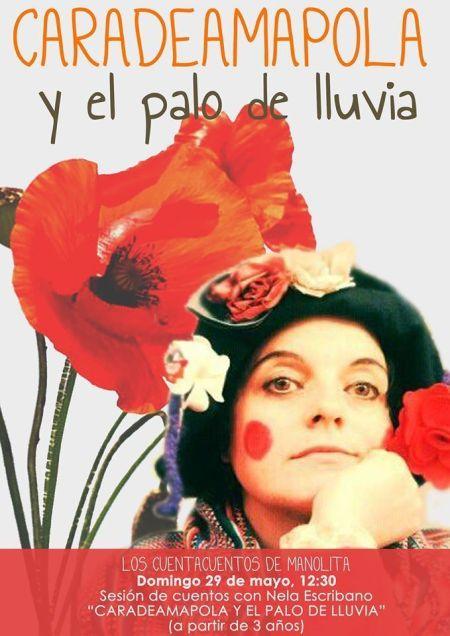 Marinela Marcos en el Manolita Café