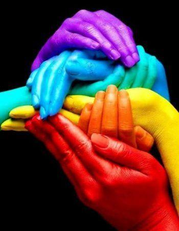 Manos de colores Color Tour 2016