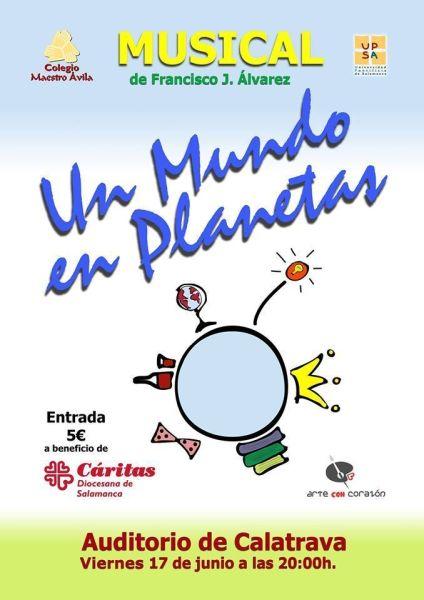 """Musical """"Un mundo en planetas"""""""