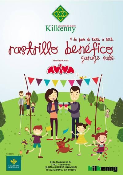 Rastrillo Solidario en Killkeny