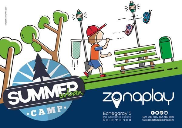 Summer Urban Camp en Zona Play