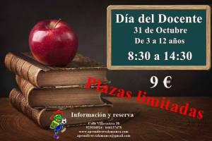 Disfruta del Día del Docente en Aprendiver Salamanca