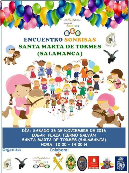 Encuentro Sonrisas en Santa Marta de Tormes