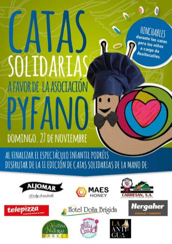 II Catas Solidarias a favor de Pyfano 2016
