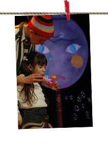 La faldicaja teatro infantil en la Torrente Ballester