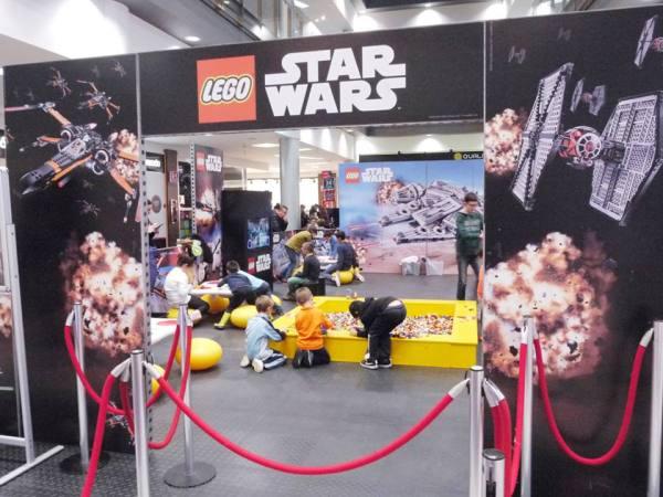 Universo Lego Star Wars en El Tormes