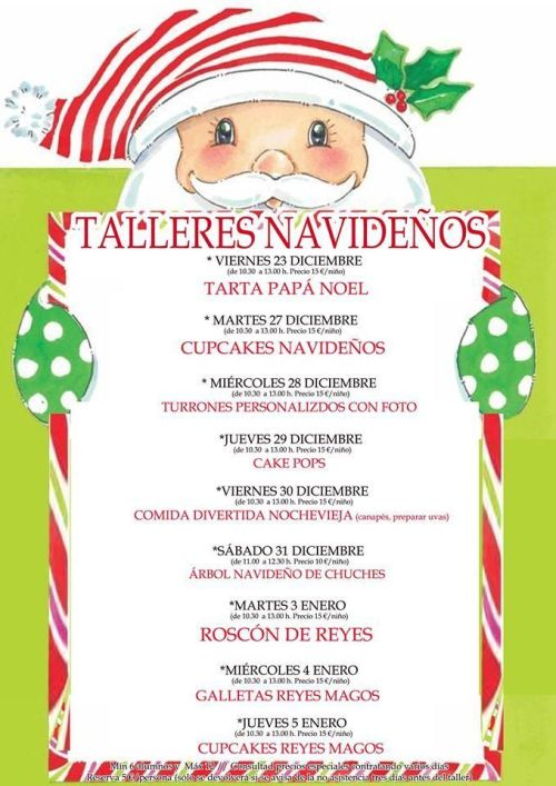 Campus Navideño en Tarty Party