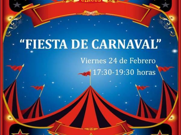 Fiesta de Carnaval en Aspas Salamanca