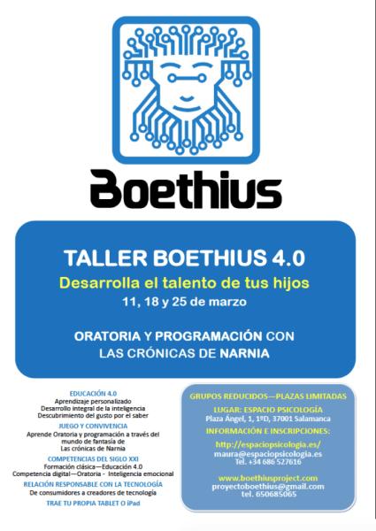 Taller de oratoria en Espacio Psicología Yoga con Boethius