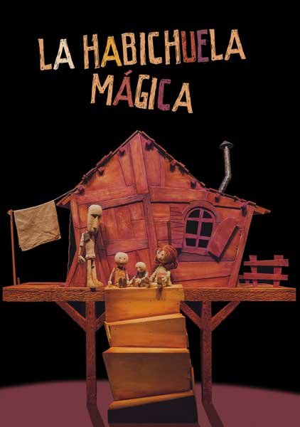 Teatro familiar La Habichuela Mágica en el Teatro Liceo de Salamanca