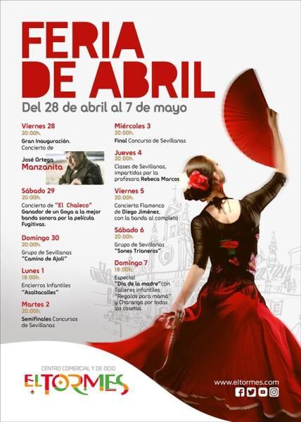 Feria de Abril en el C C El Tormes