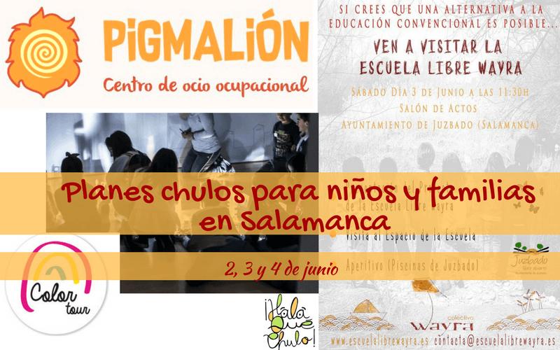 Agenda HQC   Planes infantiles y familiares en Salamanca
