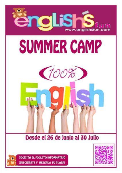 Campamento Urbano English Fun en Salamanca