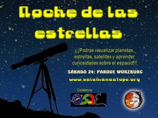 Noche de estrellas con Satope Joven