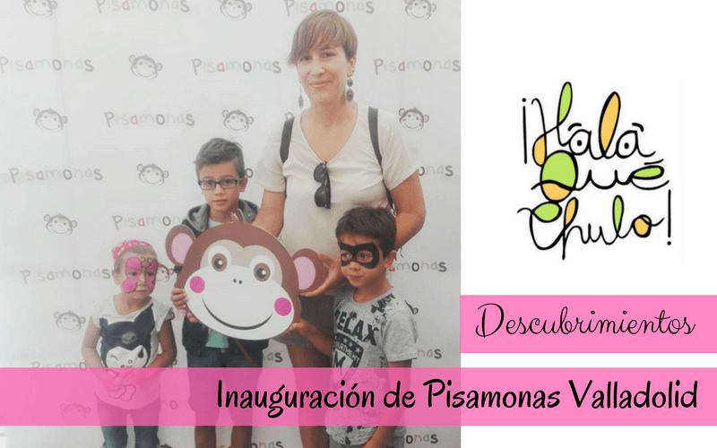 Inauguración Pisamonas Valladolid