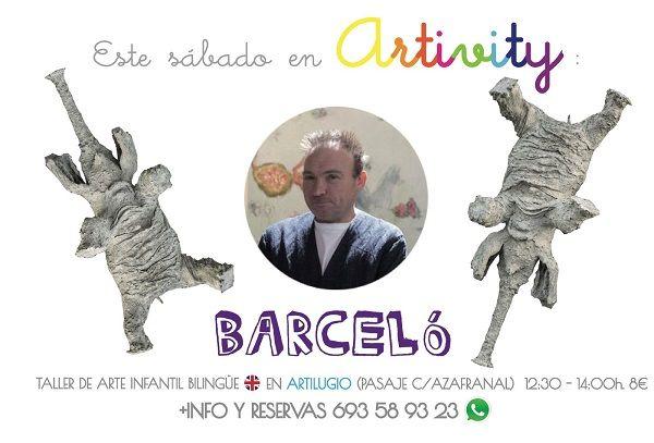 Disfruta del Artivity, el taller de arte en inglés que más mola