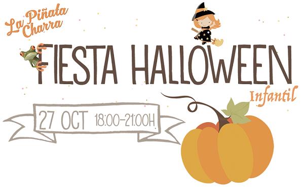 Celebra Halloween en el Barrio del Oeste con La Piñata Charra