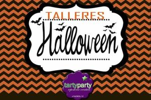 Apúntate a los talleres de repostería de Halloween en Tarty Party