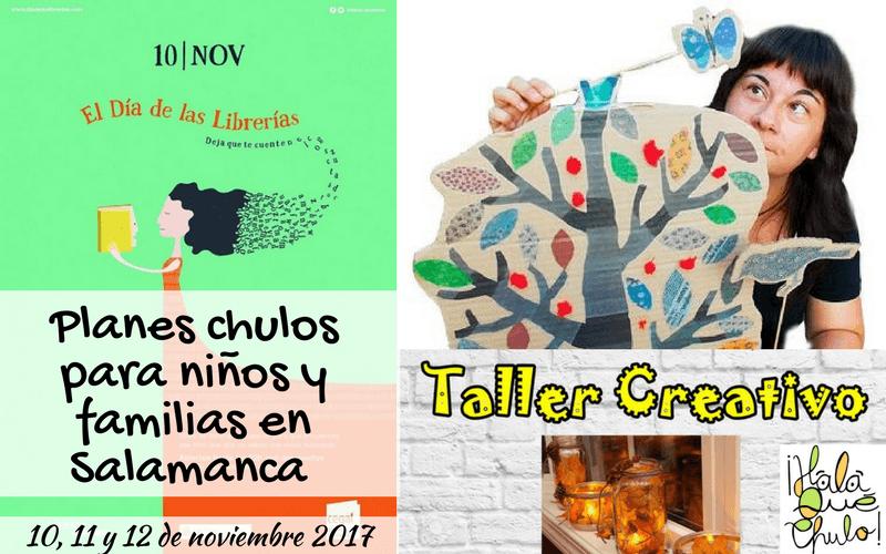 Agenda HQC del finde 10, 11 y 12 de noviembre con planes infantiles y familiares en Salamanca