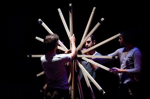 """""""Sinergia"""", un espectáculo de teatro para toda la familia en el teatro Liceo de Salamanca"""