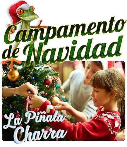 Campamento de Navidad de La Piñata Charra