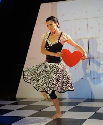 Teatro-Danza para bebés en la Biblioteca Torrente Ballester de Salamanca